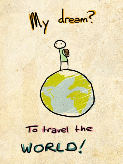 Travel-dream