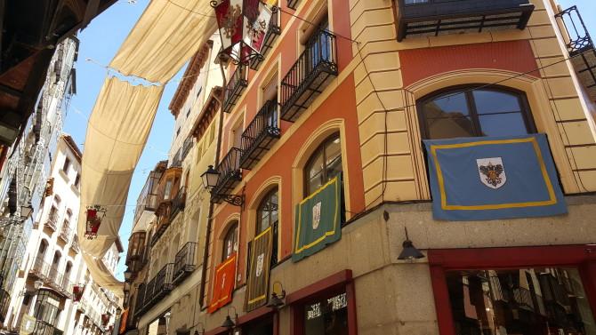 En güzel şehirler listesine giriyor, Toledo