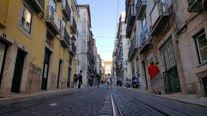 Lizbon canımsın!